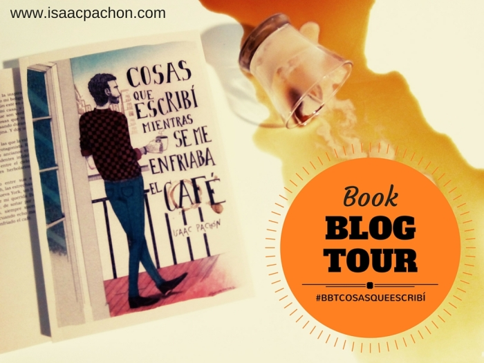 """La visita de """"Cosas que Escribí mientras se me enfriaba elcafé"""""""
