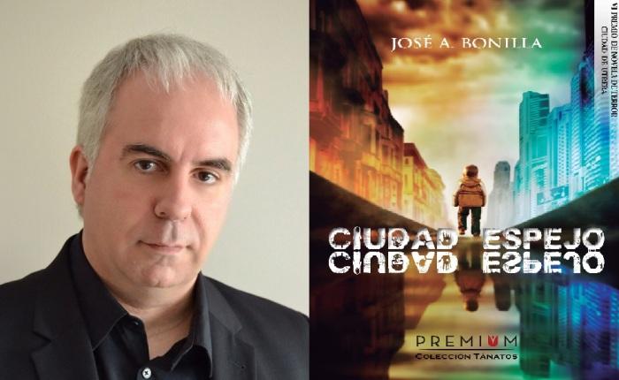 Conociendo a José Antonio Bonilla y La Ciudad Espejo. Radio Cunit, Programa32